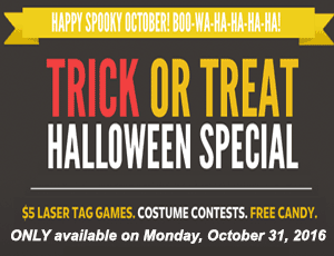 Trick or Treat Halloween Special
